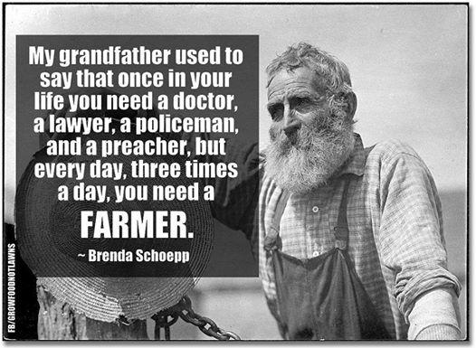 Need a farmer