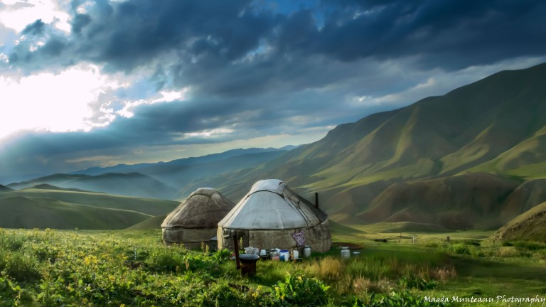 Kyrgyz mountain culture